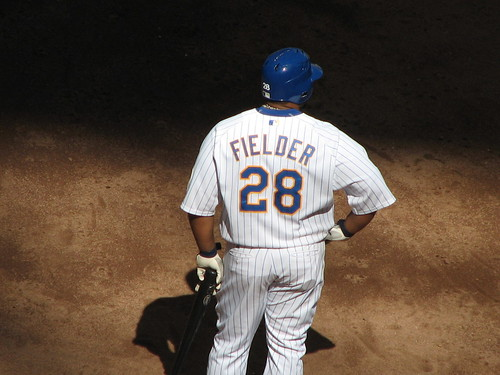 Fielder stands tall (Gbfan/flickr)