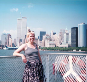 World Trade Center, July 2000