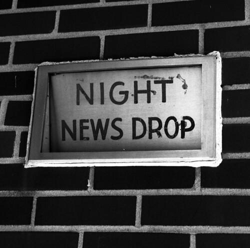 Night news drop