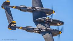 "1943 Lockheed P-38J ""23 Skidoo"" NX138AM"