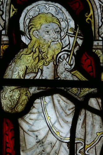 Yarnton, Oxfordshire, window nVI, 2b