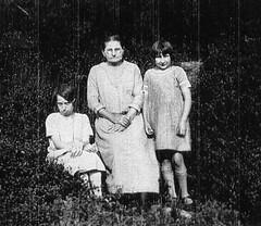 Elizabeth Jane Roberts-Huff (middle) & Lovera ...