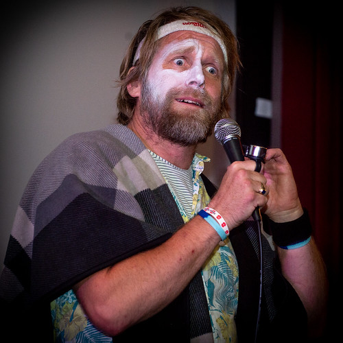 Tony Law at Hastings Fringe Comedy Festival 2018