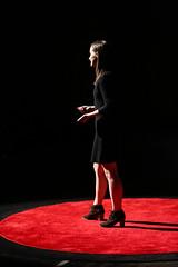 Elizabeth Hardister @ TEDxUGA 2018: Connect