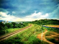 1, 48200 Serendah, Selangor https://goo.gl/maps/bJbqKmu7hvm  #travel #holiday #Asian #Malaysia #Selangor #BatangKali #travelMalaysia #holidayMalaysia #旅行 #度假 #亚洲 #马来西亚 #雪兰莪 #trip #马来西亚旅行 #traveling #马来西亚度假 #countryside #kampung #乡下 #railway #铁路 #mountain