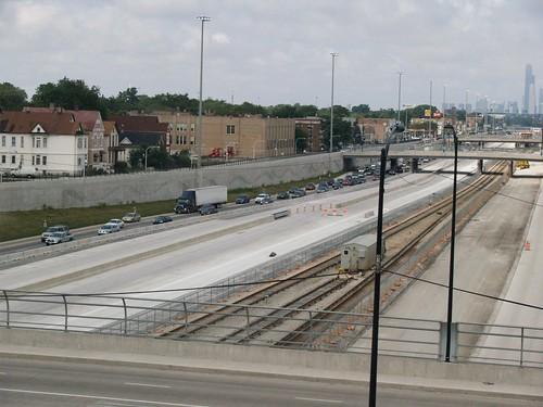 Dan Ryan Expressway, I-90-94