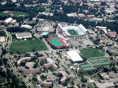 MSU Aerial Photo by clayton_busbey