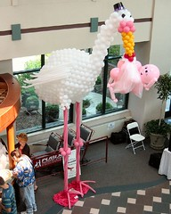 WBH Childbirth Fair stork