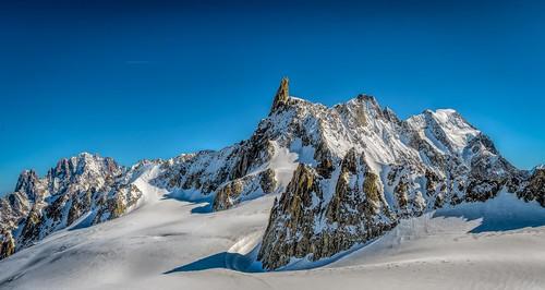 Que la montagne est belle......
