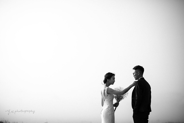 台南自助婚紗Y.N Photography 富智