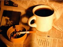 kafa cigara