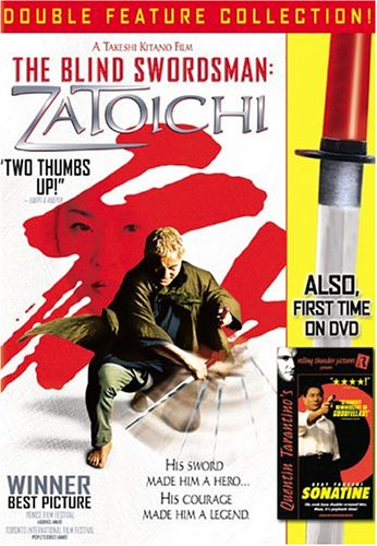 The Blind Swordsman: Zatoichi