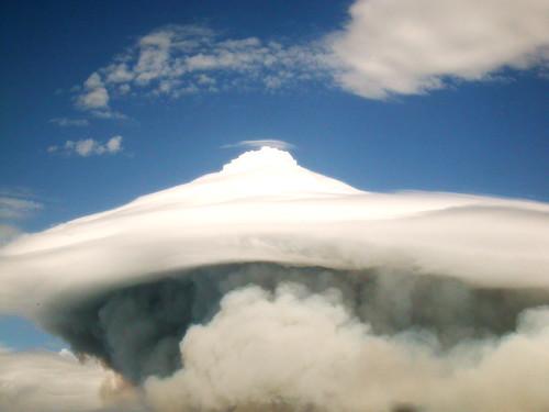 Strange Clouds by michaelroper