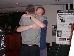 Hug Steve