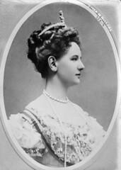Wilhelmina of the Netherlands, 1909