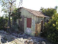 Shack in Claremont