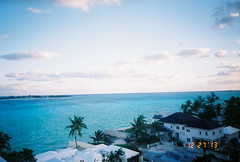View from Sandals, Nassau Bahamas