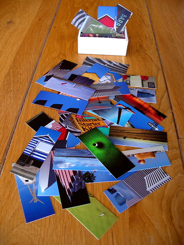 Moo cards by Phil Gyford