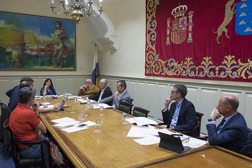 Reunión preparatoria IX Jornadas Atlánticas