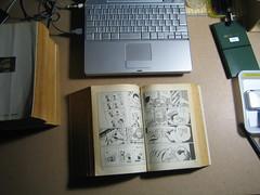 Reading Manga...
