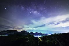 Milky Way at Sametnangshe