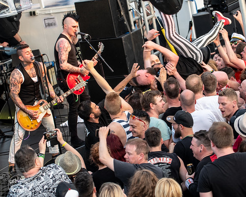 Salty Dog Cruise 2018: The Broilers