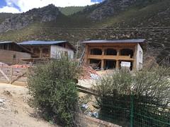 herrschaftliches Bauernhaus vor Shangrila