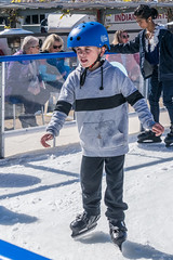 Lucas on ice