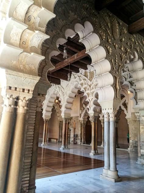 Zaragoza: Palacio de la Aljafería