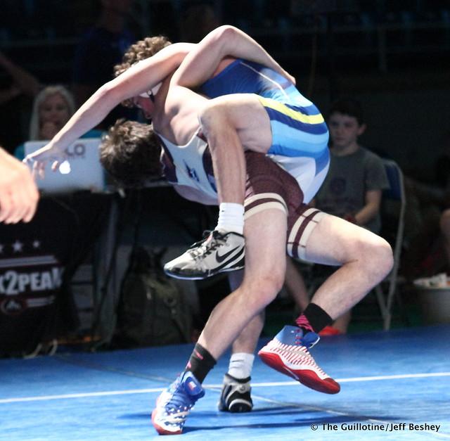 152 pounds Tyler Eischens of Minnesota 180717BJF0040