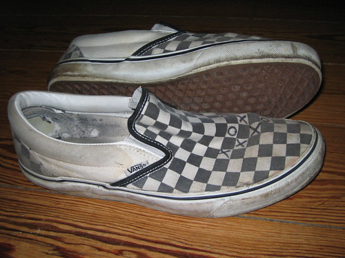 Vans | Slip On Checkerboard (crappy)