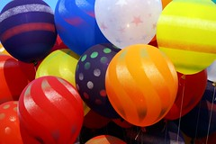 Balloons by creativity+, found on Flickr