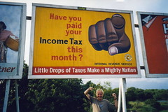 Have you paid you're income tax this month ?