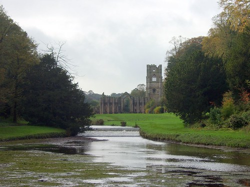 Typical view of the Abbey