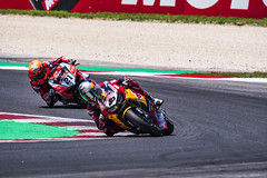 "SBK Misano 2018 • <a style=""font-size:0.8em;"" href=""http://www.flickr.com/photos/144994865@N06/43338290482/"" target=""_blank"">View on Flickr</a>"