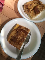 #homemade #glutenfree baked french toast #brunch