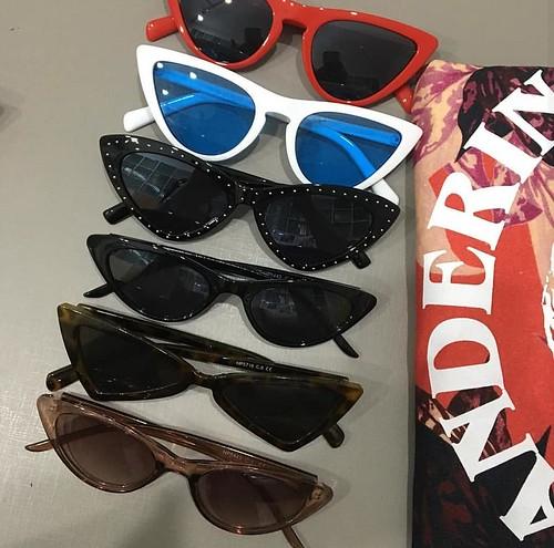 Óculos pequenos, a nova onda que invade a moda