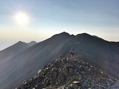 Tabeguache Peak comes in sight