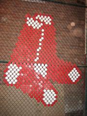 Red Sox - Soxy Lady