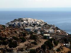Kastro Overlooking the Aegean