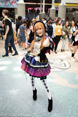 """Anime Expo 2018 • <a style=""""font-size:0.8em;"""" href=""""http://www.flickr.com/photos/88079113@N04/42878487114/"""" target=""""_blank"""">View on Flickr</a>"""