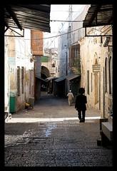 Via Dolorosa or the Way of Sorrows