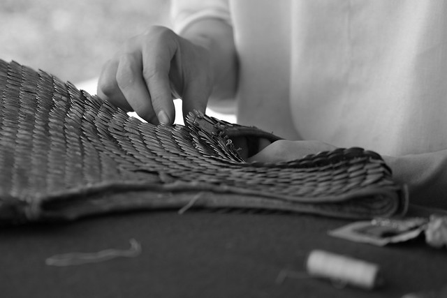 Armor Stitching