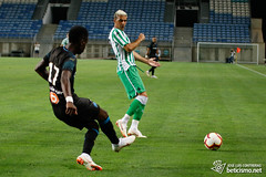 Galería: Real Betis - Olympique de Marsella