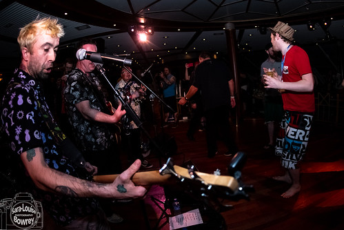 Salty Dog Cruise 2018: Blood or Whiskey