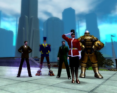 City Of Heroes: Steam Punk'd