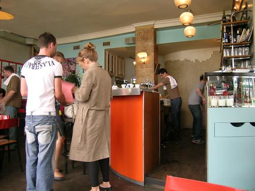 Pause Café - Paris (France) par Meteorry