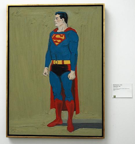Mel Ramos Superman