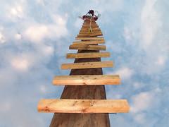 Escalera al cielo / Stairway to heaven