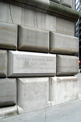 NYC: Federal Reserve Bank of New York